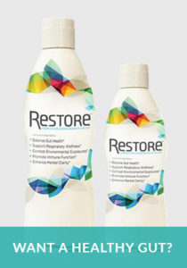 Restore for a healthy gut