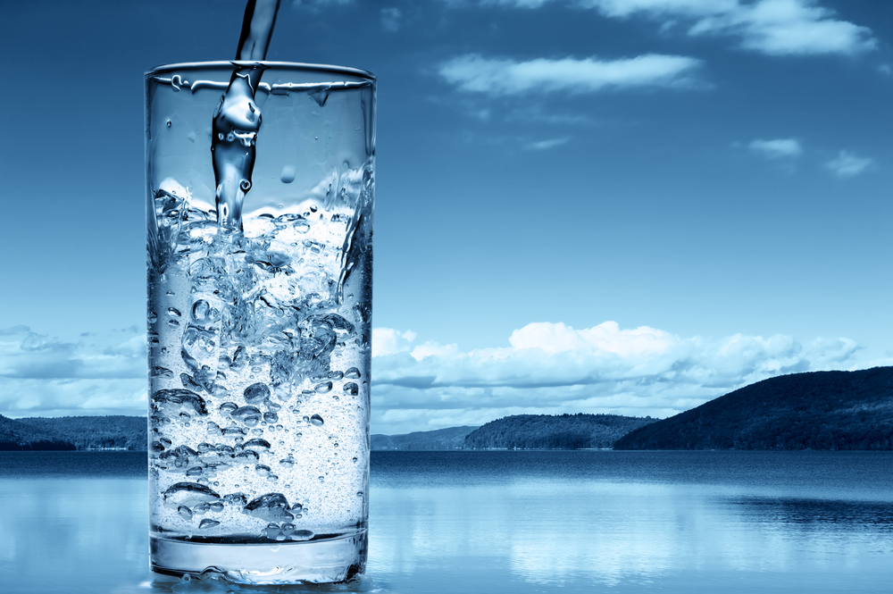 Optimal Health Strategy 6 - Hydration with good quality water -